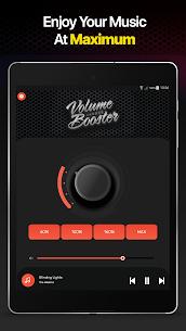 Volume Booster – Sound & Loud Speaker Booster MOD APK 5