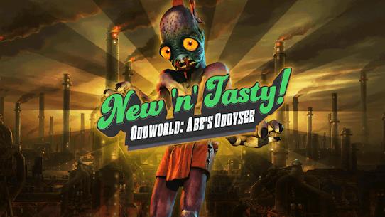 Oddworld New 'n' Tasty APK 1.0.5 1