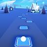 Tile Hop: Dancing Race game apk icon
