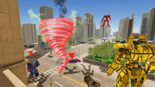 Tornado Robot Simulator: Tornado For Pc – Windows 7/8/10 And Mac – Free Download 1