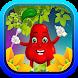 Delicious Red Water Apple Escape - A2Z Escape Game