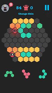 Hexagon Fit - Block Hexa Puzzle & Merge Brick