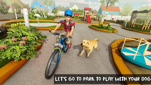 Family Pet Dog Home Adventure Game 1.2.5 screenshots 1