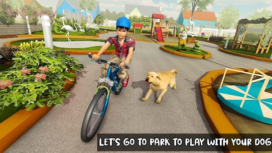 Family Pet Dog Home For Pc – Download On Windows 7/8/10 And Mac Os 1