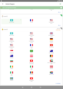Yoga VPN - Free Unlimited & Secure Proxy & Unblock 5.3.235 Screenshots 12