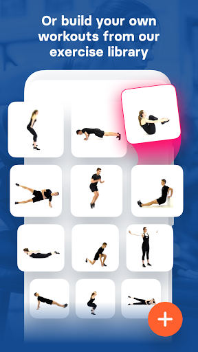 Foto do HIIT & Cardio Workout by Fitify