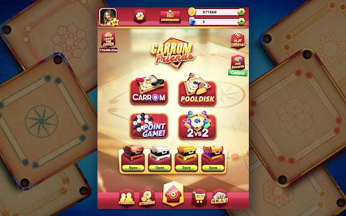 Carrom Friends : Carrom Board & Pool Game 1.0.33 Screenshots 22