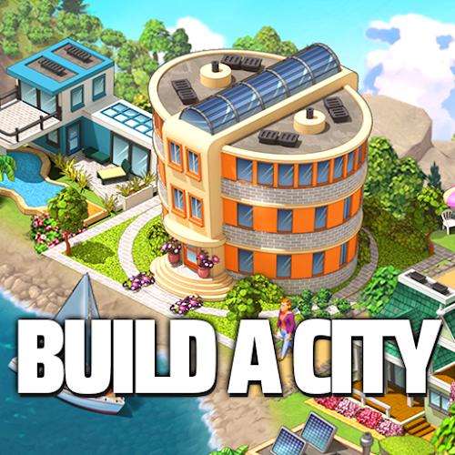 City Island 5 - Tycoon Building Simulation Offline  (Mod Mon 3.1.1 mod