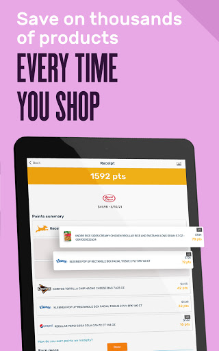 Fetch Rewards - Scan Receipts to Earn Gift Cards  screenshots 16