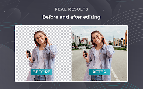 Cut and Paste Photo Editor