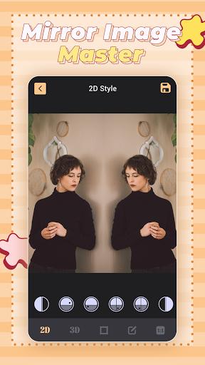 Mirror Image Master screen 1