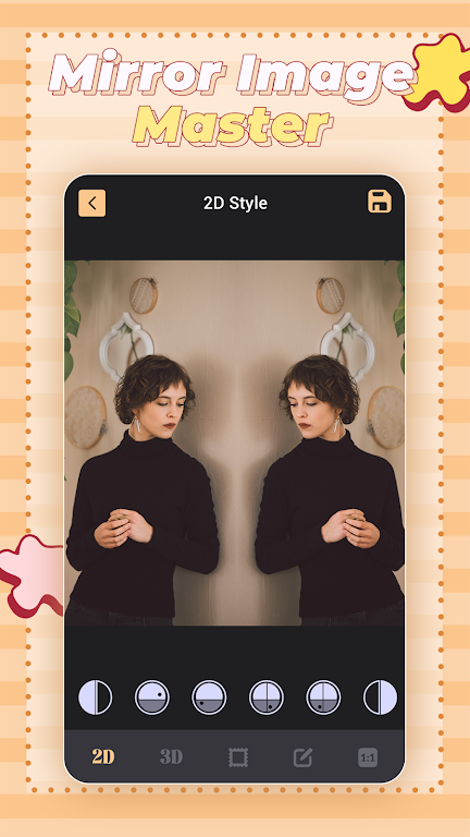 Mirror Image Master poster 1