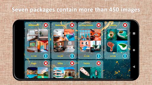 Luxury Life Puzzle screenshots 1