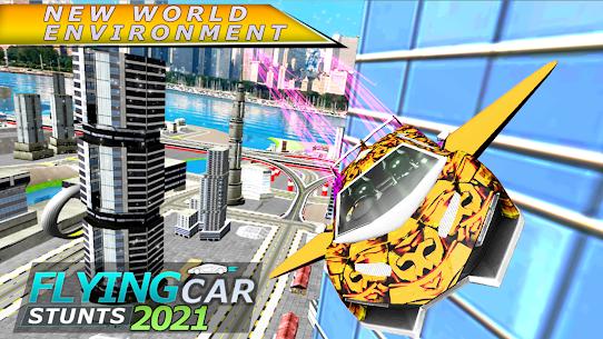 Real Flying Car Driving Simulator 3D – Mod Apk Download 5