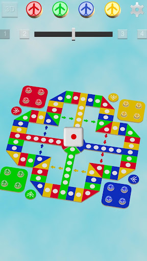 Ludo 3D - Chinese Aeroplane Ludo Chess apkmr screenshots 4
