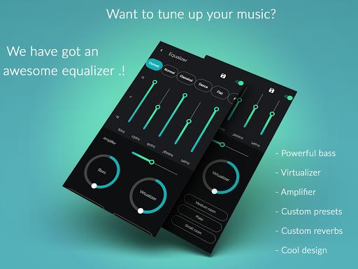 musicana music player screenshot 3