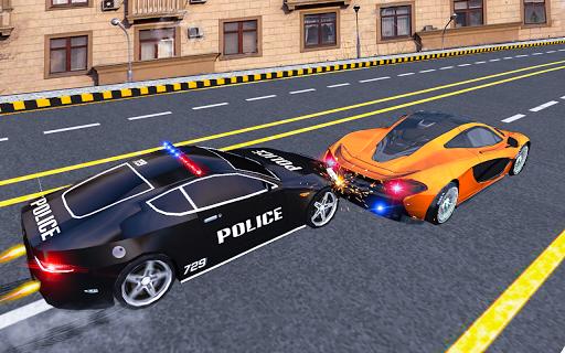 Police Chase in Highway u2013 Speedy Car Games 1.1.5 screenshots 1