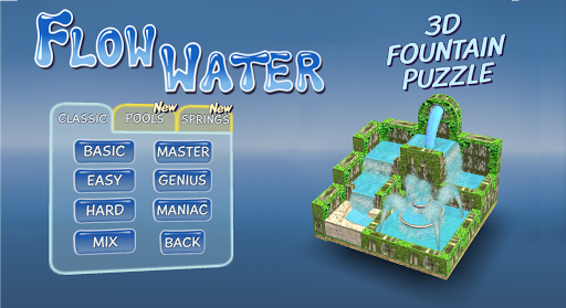 Flow Water Fountain 3D Puzzle 1.2 Screenshots 16