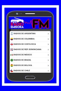 Radio Emisora FM – Free station. 3.0 Mod APK Updated Android 2