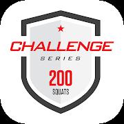 0-200 Squats Legs Trainer  Icon