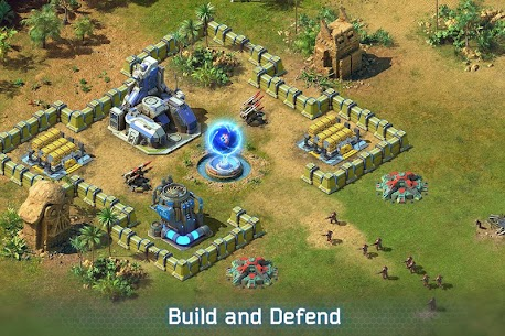Battle for the Galaxy MOD Apk 4.2.2 (Unlimited Money) 1