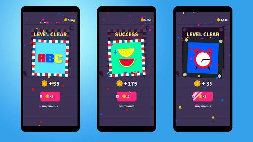 Flip Coloring - Hyper Casual Puzzle Game (Offline) screenshots 4