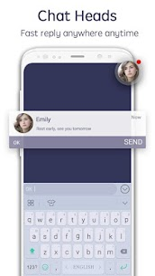 TextU – Private SMS Messenger, Call app 5