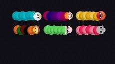 Snaky.io - ワームゾーン スネーク スリザリオ PvP. ヘビとワームの ゲームのおすすめ画像5