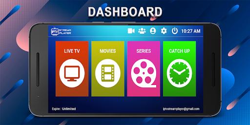 Foto do IPTV Stream Player