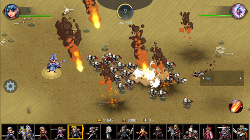 Miragine War 7.5.1 Screenshots 19