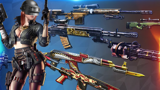 Special Ops 2020: Multiplayer Shooting Games 3D  screenshots 6