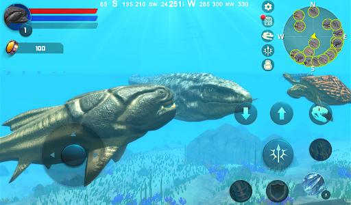 Dunkleeosteus Simulator screenshots 12