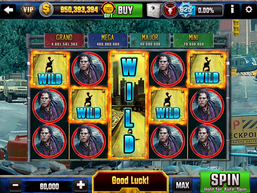 The Walking Dead: Free Casino Slots 218 screenshots 16