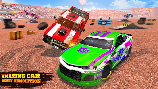 Demolition Derby Car Crash Stunt Racing Games 2021 3.0 Screenshots 8