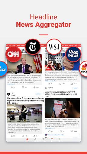 News Break: Local Breaking Stories & US Headlines  Screenshots 18