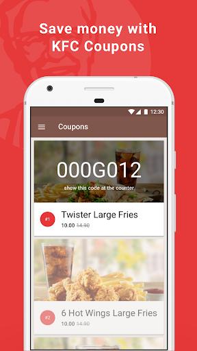 KFC Poland 5.12.3 screenshots 1