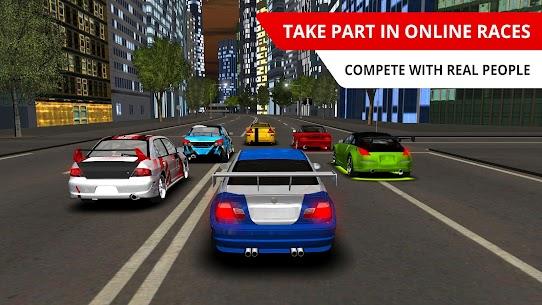 Street Racing Mod Apk 1.5.8 (Unlimited Money + High Level) 3