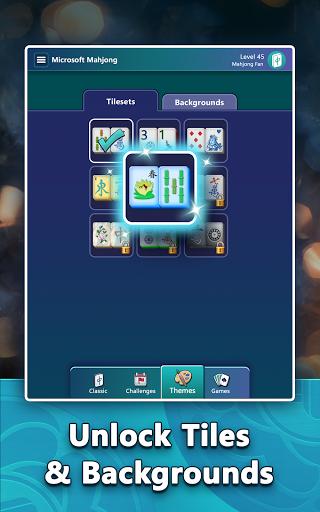 Mahjong by Microsoft apkdebit screenshots 4