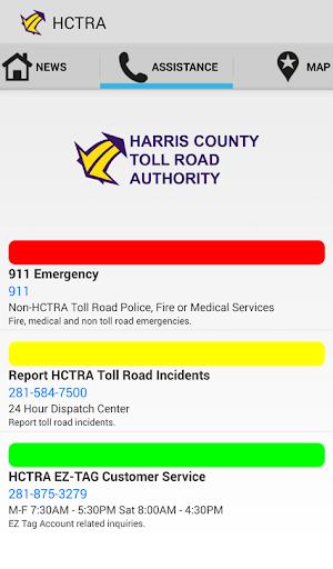 HC Toll Road Authority