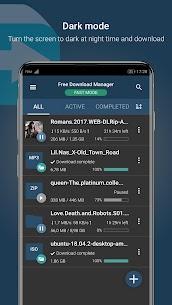 Free Download Manager – Download torrents, videos Apk Download 3