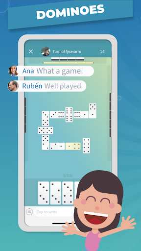 PlayJoy: Ludo, dominoes, Uno, Chinchu00f3n and more...  screenshots 5
