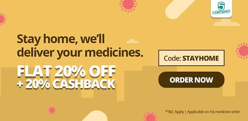 PharmEasy u2013 Online Medicine Ordering App  Screenshots 1