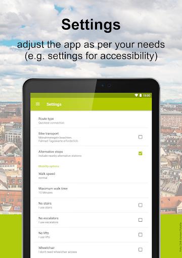 MVV-App u2013 Munich Journey Planner & Mobile Tickets  Screenshots 16