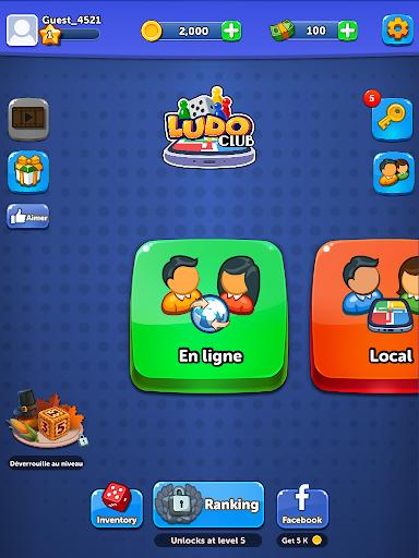 Code Triche Ludo Club - Amusant jeu de dés (Astuce) APK MOD screenshots 5