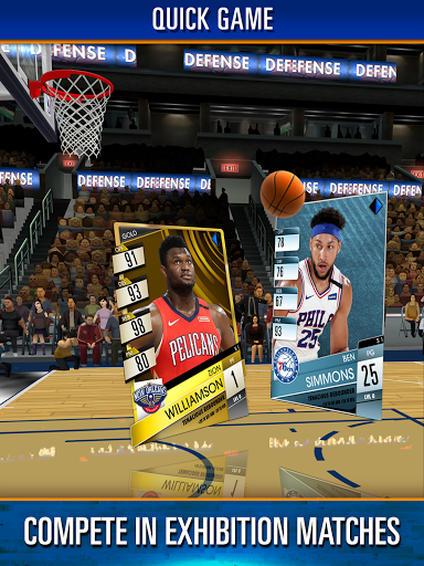 NBA SuperCard - Basketball & Card Battle Game 4.5.0.5556609 screenshots 7