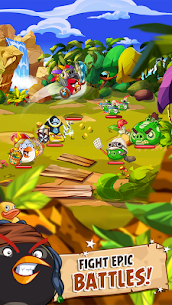 Download Angry Birds Epic MOD APK 2021 [Unlimited Money/Shopping] 2