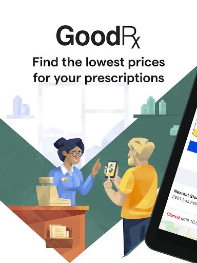 GoodRx: Prescription Drugs Discounts & Coupons App apktram screenshots 9