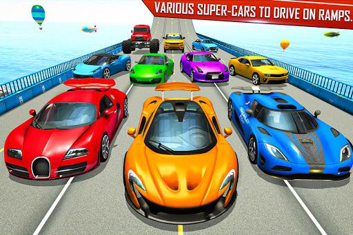 Mega Ramp Car Stunt Games 3d  screenshots 4