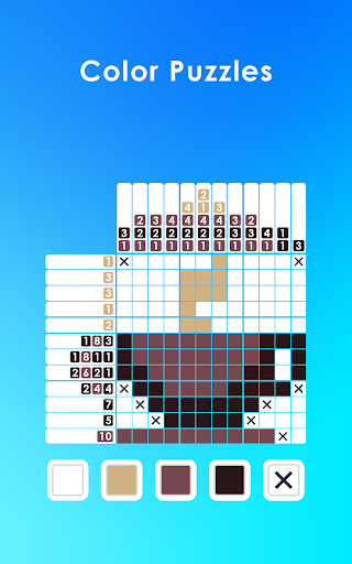 Picture Cross - Nonogram Logic Puzzles 3.1 screenshots 20