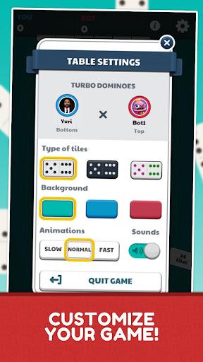 Dominos Online Jogatina: Dominoes Game Free  screenshots 7
